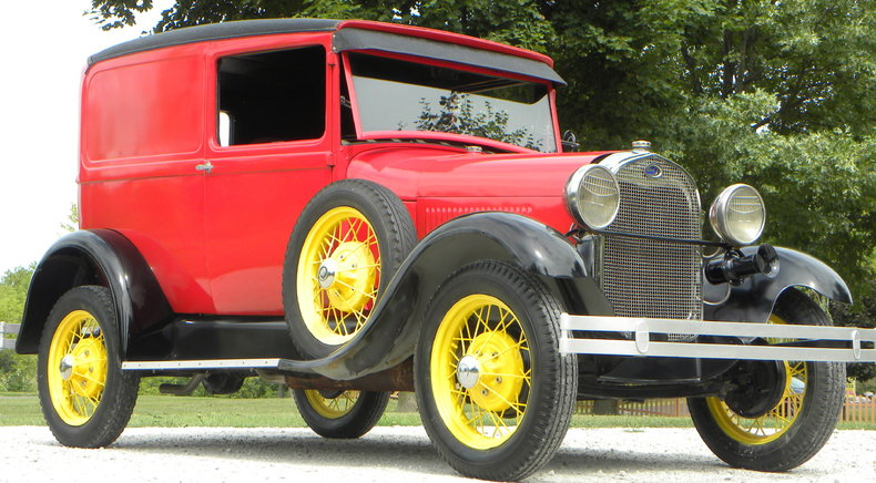1928 Ford Model A Image 11