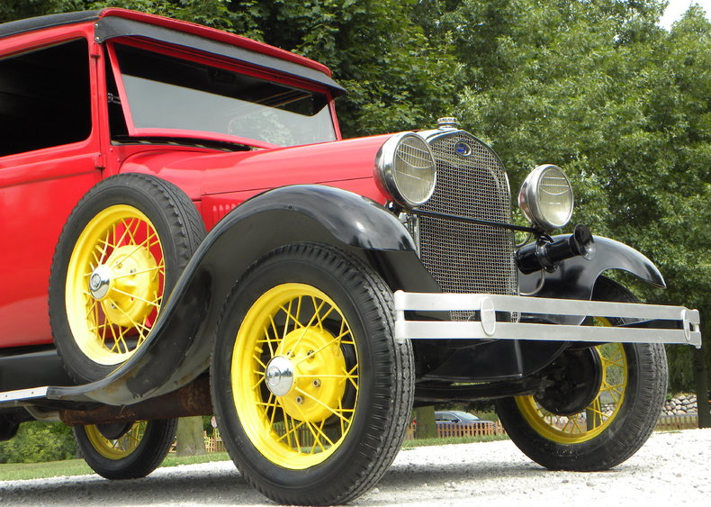 1928 Ford Model A Image 12