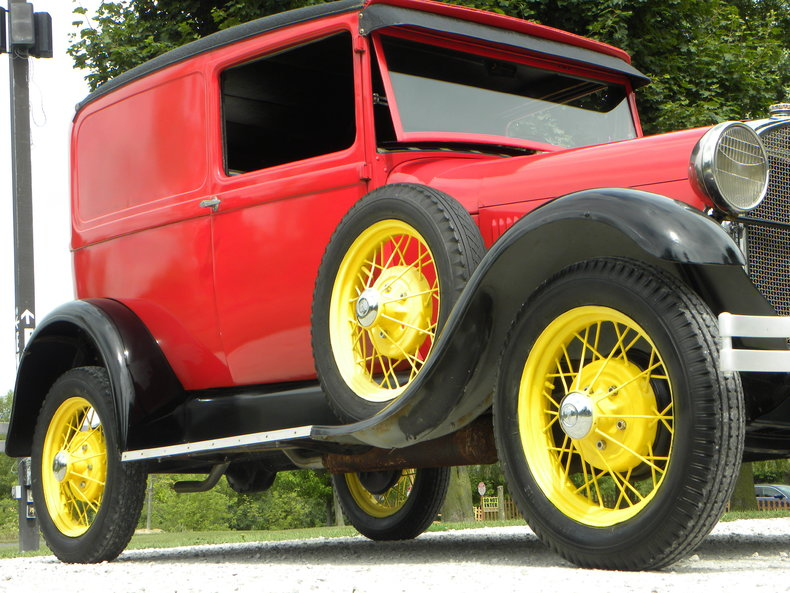 1928 Ford Model A Image 13
