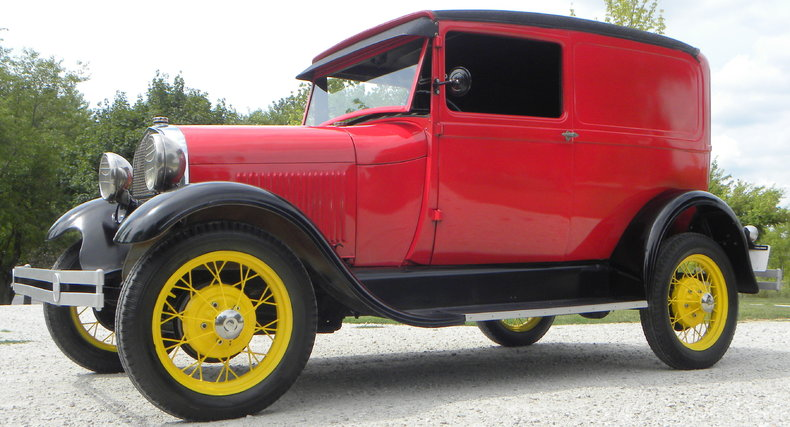 1928 Ford Model A Image 17