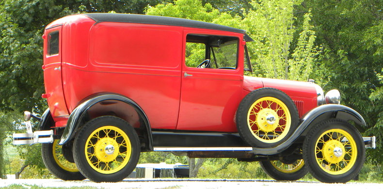 1928 Ford Model A Image 20