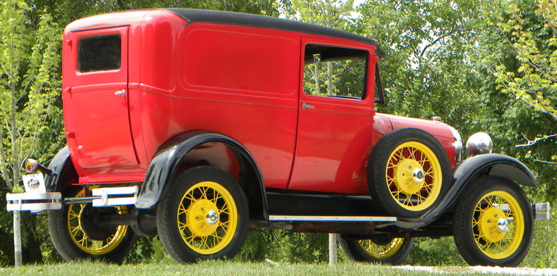 1928 Ford Model A Image 21