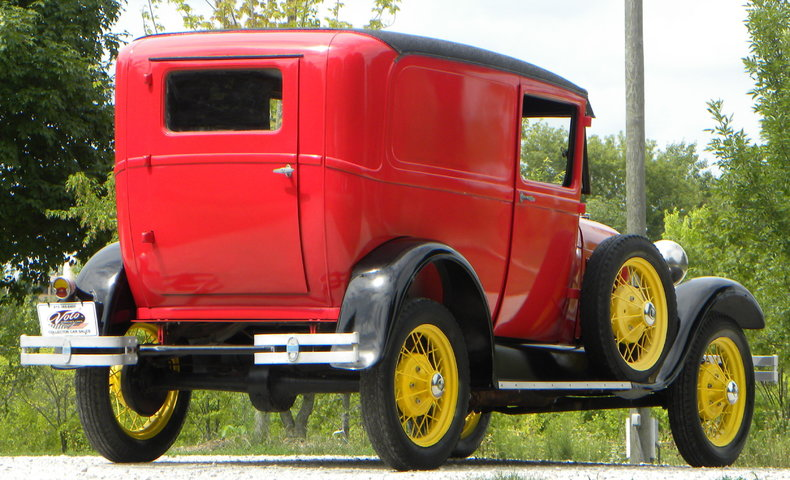 1928 Ford Model A Image 22