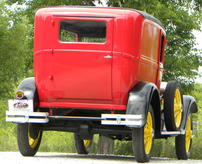 1928 Ford Model A Image 23