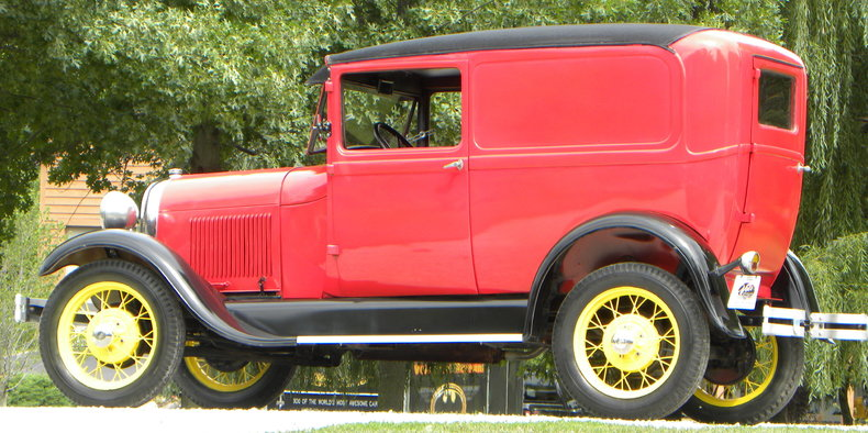 1928 Ford Model A Image 25