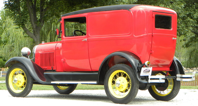 1928 Ford Model A Image 26