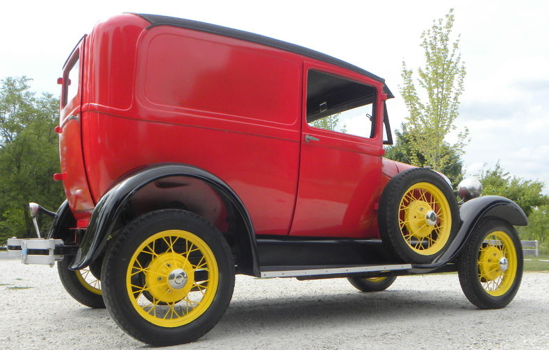 1928 Ford Model A Image 31