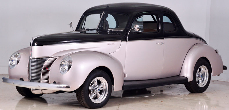 1940 Ford Deluxe Image 47