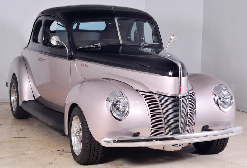 1940 Ford Deluxe Image 48