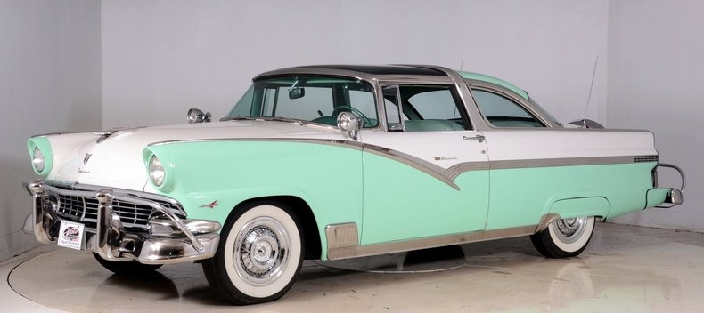 1956 Ford Fairlane Image 49