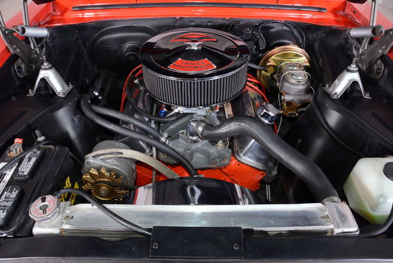 1966 Chevrolet Nova Image 4