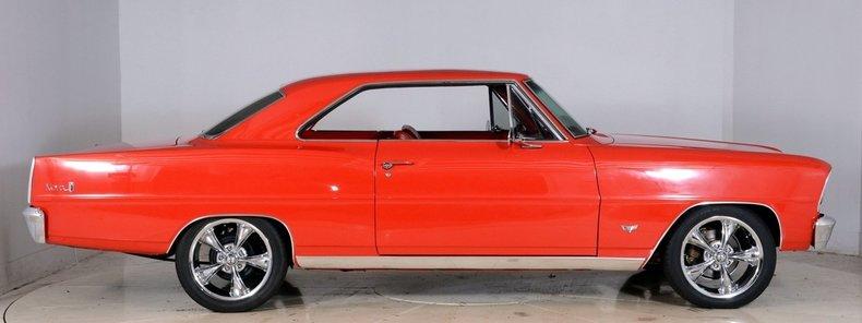 1966 Chevrolet Nova Image 17