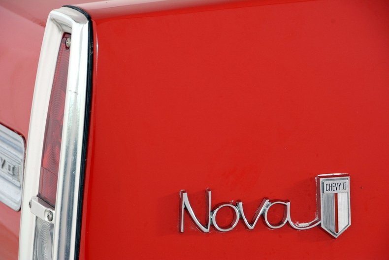 1966 Chevrolet Nova Image 22