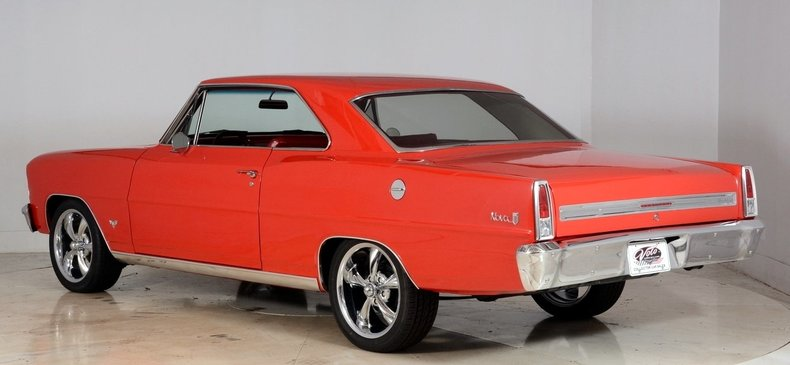 1966 Chevrolet Nova Image 33