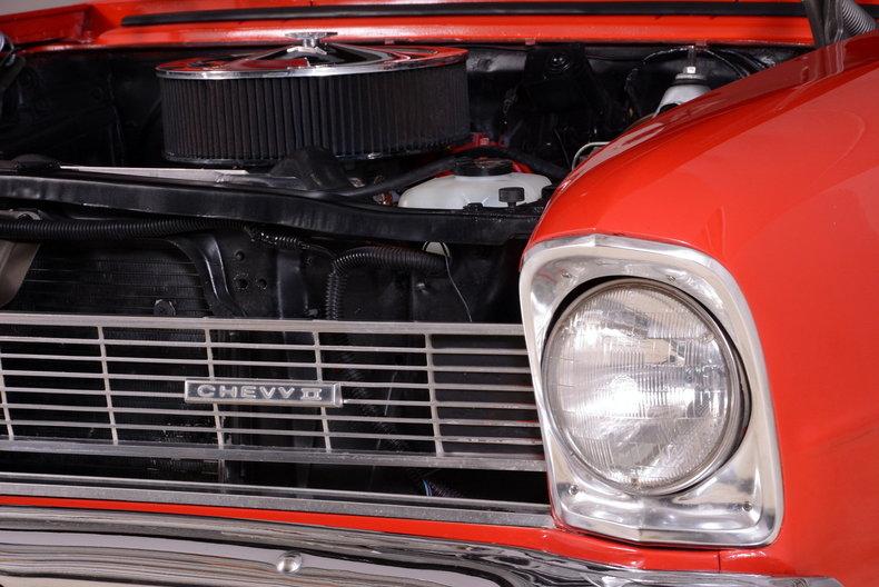1966 Chevrolet Nova Image 37