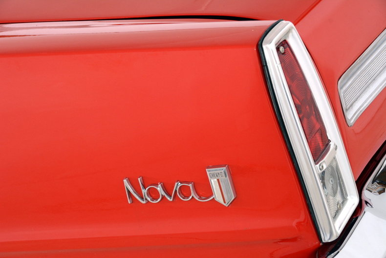 1966 Chevrolet Nova Image 43