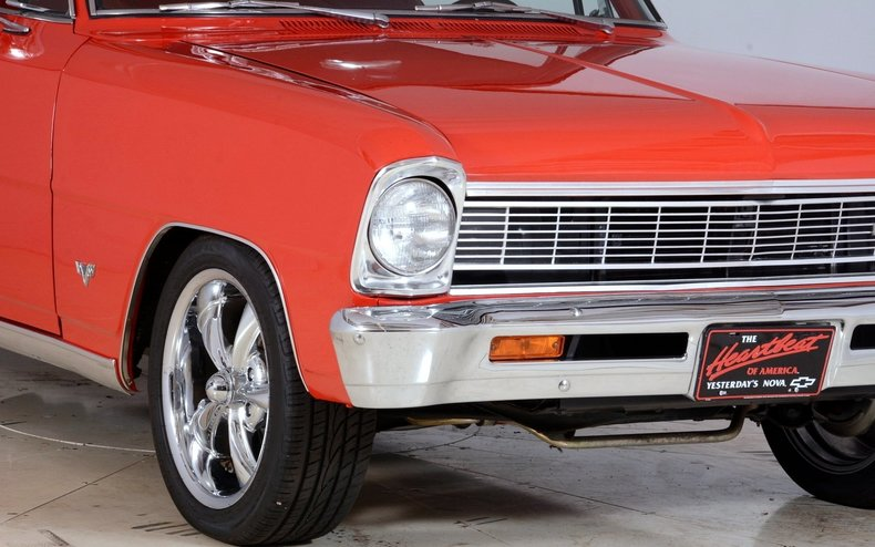 1966 Chevrolet Nova Image 56