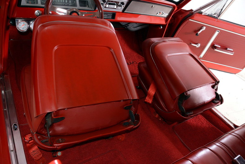 1966 Chevrolet Nova Image 62