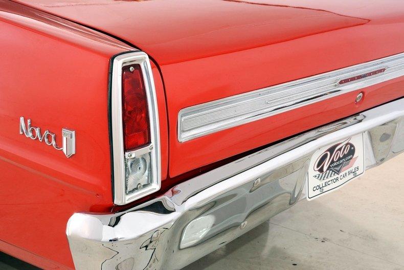 1966 Chevrolet Nova Image 65
