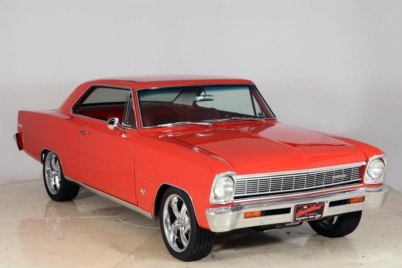 1966 Chevrolet Nova Image 88