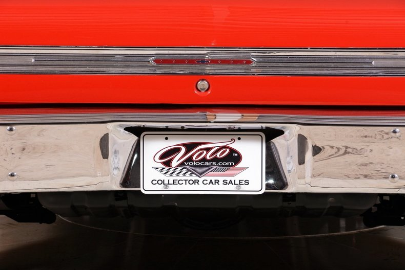 1966 Chevrolet Nova Image 89