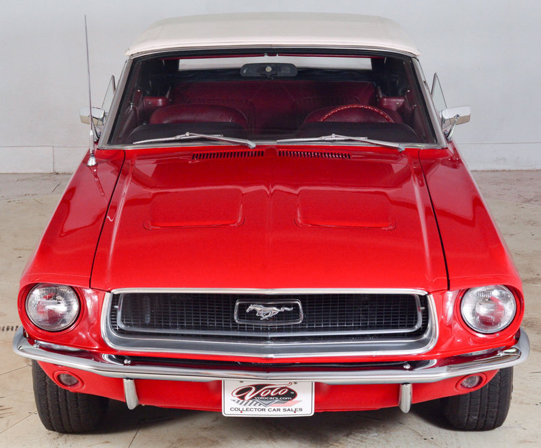 1968 Ford Mustang Image 62