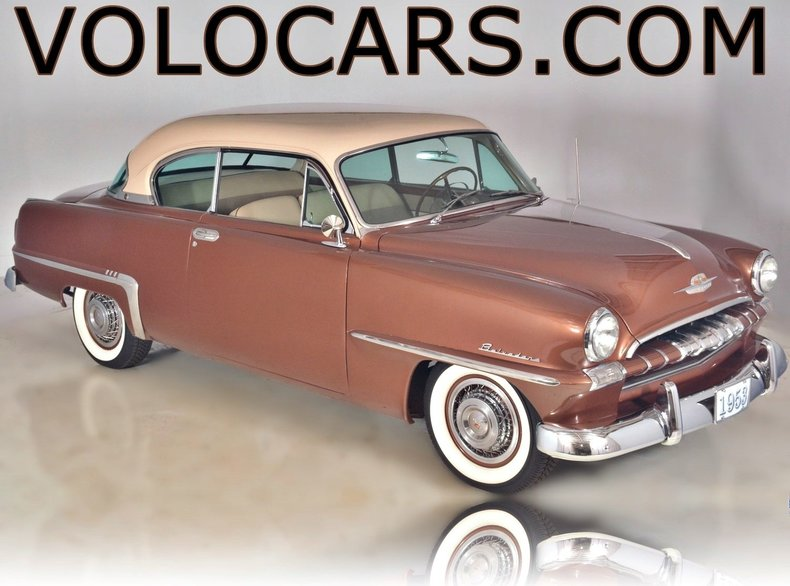 1953 Plymouth Belvedere Image 1