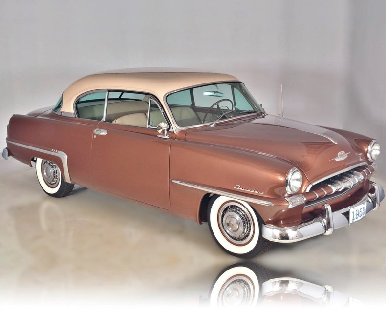 1953 Plymouth Belvedere Image 64