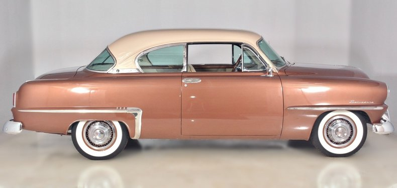 1953 Plymouth Belvedere Image 29