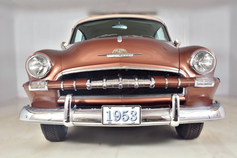 1953 Plymouth Belvedere Image 33