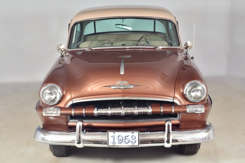 1953 Plymouth Belvedere Image 7