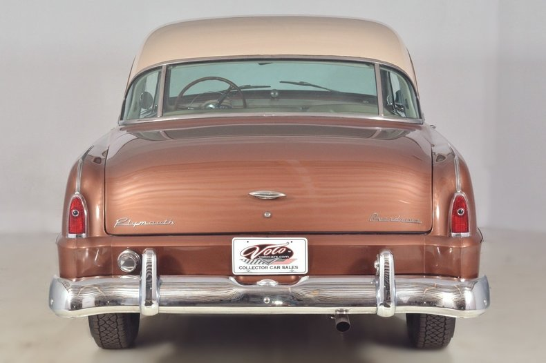 1953 Plymouth Belvedere Image 5