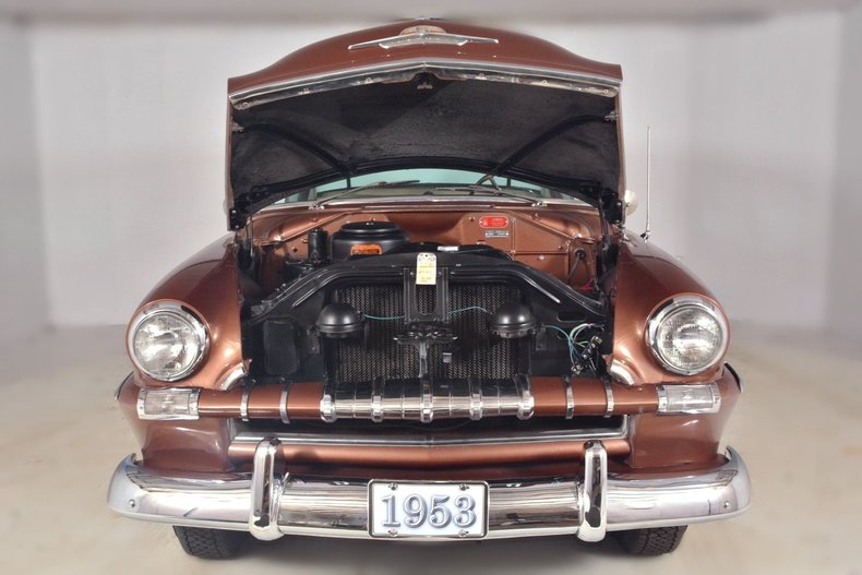 1953 Plymouth Belvedere Image 41