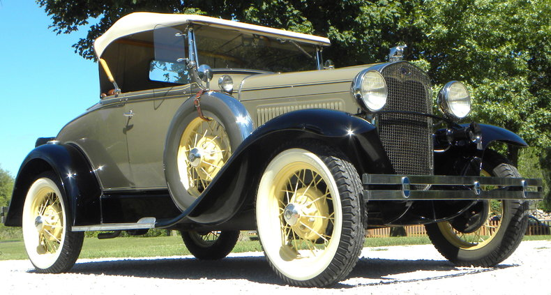 1930 Ford Model A Image 8
