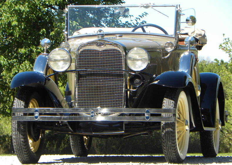1930 Ford Model A Image 24