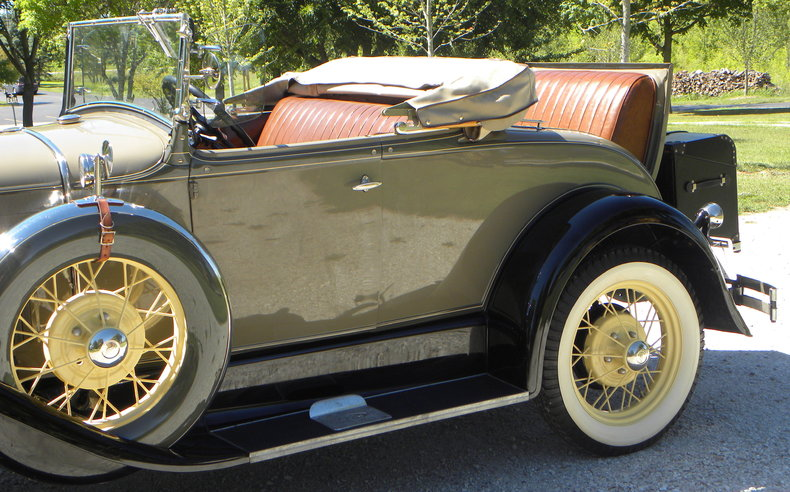 1930 Ford Model A Image 33