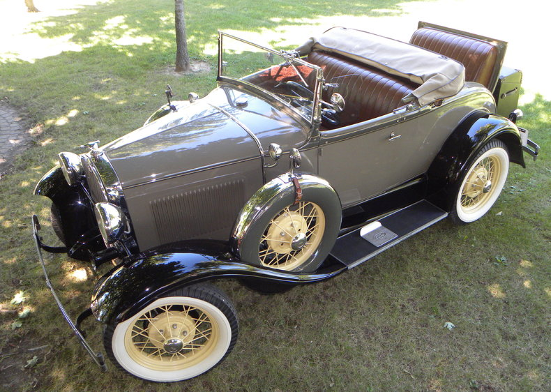 1930 Ford Model A Image 41
