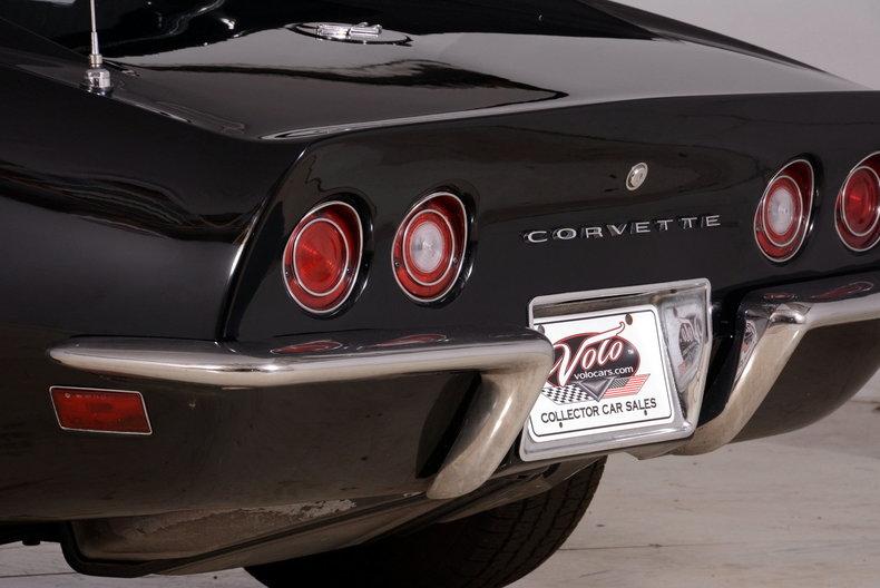 1970 Chevrolet Corvette Image 8