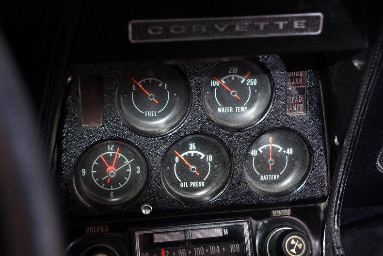 1970 Chevrolet Corvette Image 16