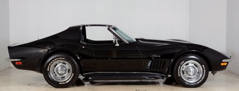 1970 Chevrolet Corvette Image 17