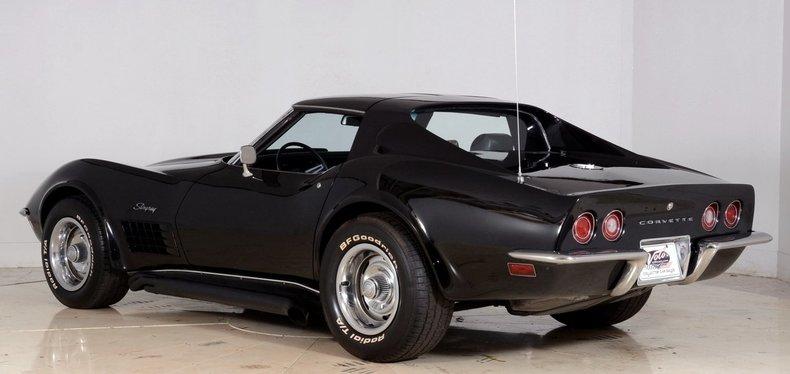 1970 Chevrolet Corvette Image 33