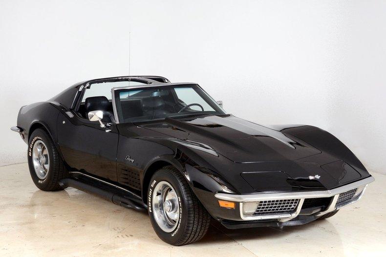 1970 Chevrolet Corvette Image 75