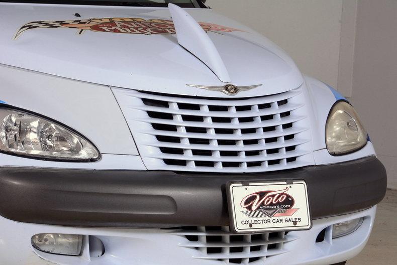 2001 Chrysler PT Cruiser Image 9