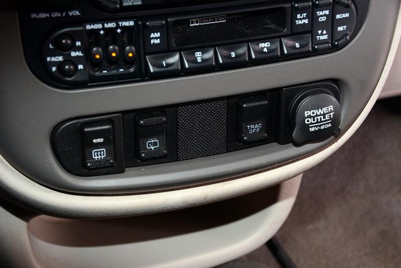 2001 Chrysler PT Cruiser Image 21