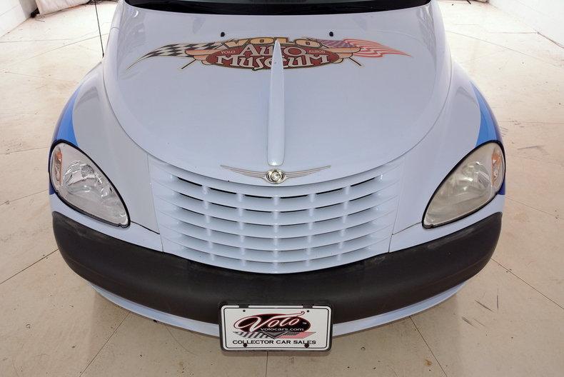 2001 Chrysler PT Cruiser Image 30