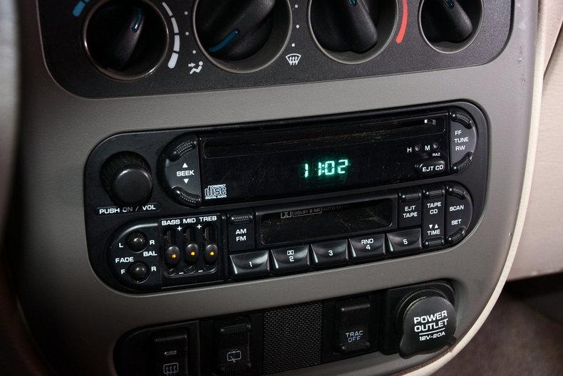 2001 Chrysler PT Cruiser Image 31