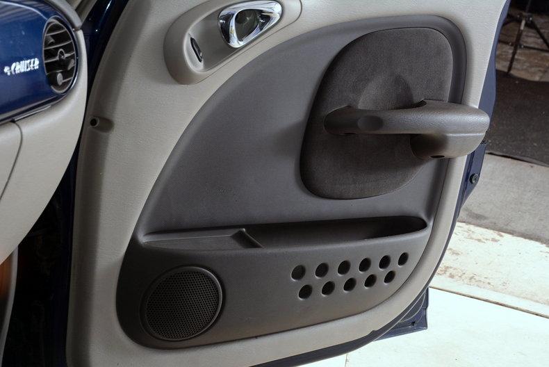 2001 Chrysler PT Cruiser Image 58