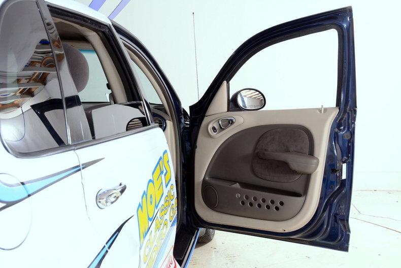 2001 Chrysler PT Cruiser Image 63
