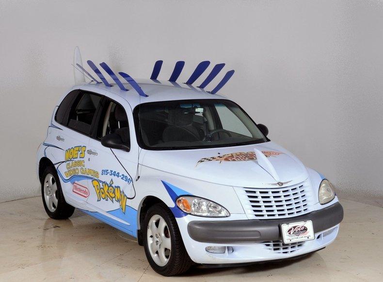 2001 Chrysler PT Cruiser Image 72