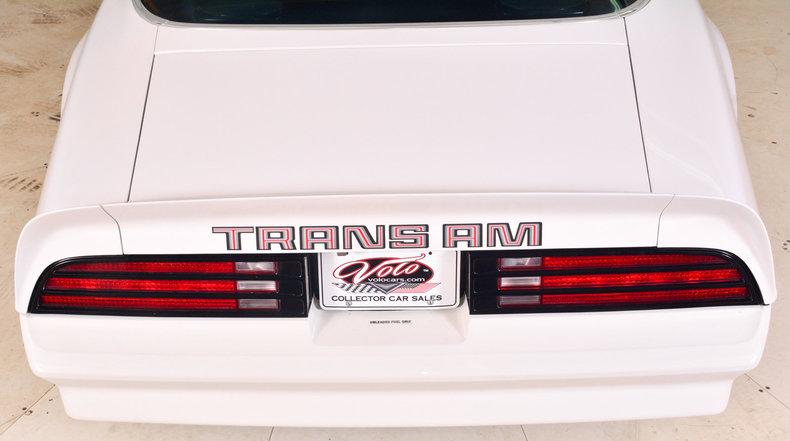 1978 Pontiac Trans Am Image 30